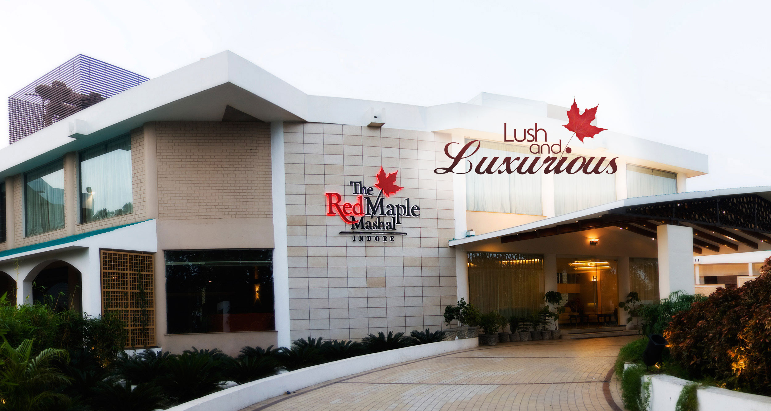 The Red Maple, Business Hotel and Resort, Near Rau and Pitahmpur, Indore
